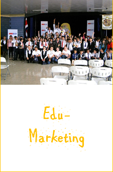 edu marketing recreacionista animador